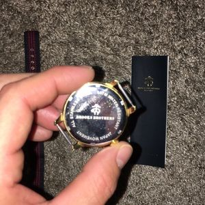 Brooks Brothers Accessories - Brooks brothers  watch changeable band